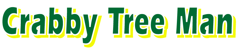 crabby tree man lawn care, tree removal, tree pruning